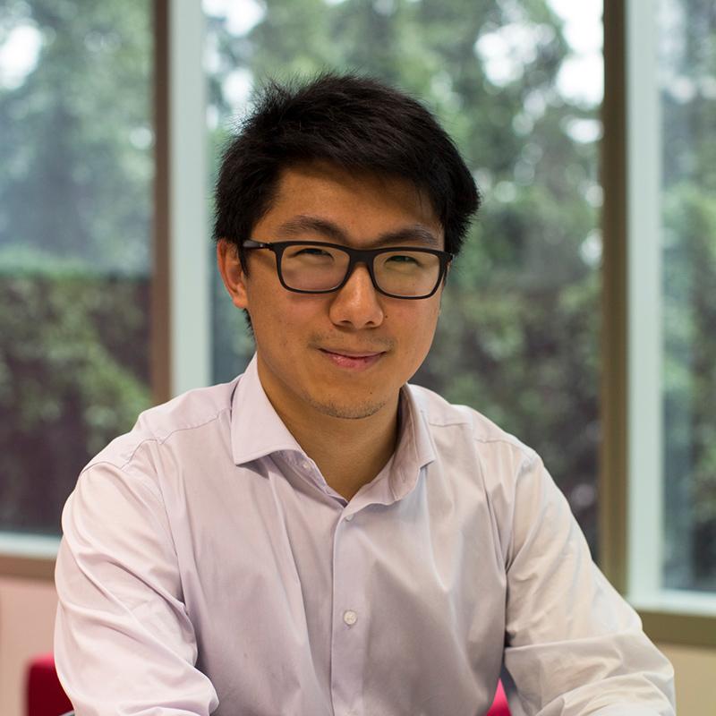 Roland Zilong Ma | Support Coordinator